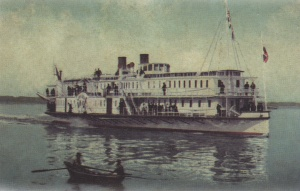 Картинки амазонка пароход